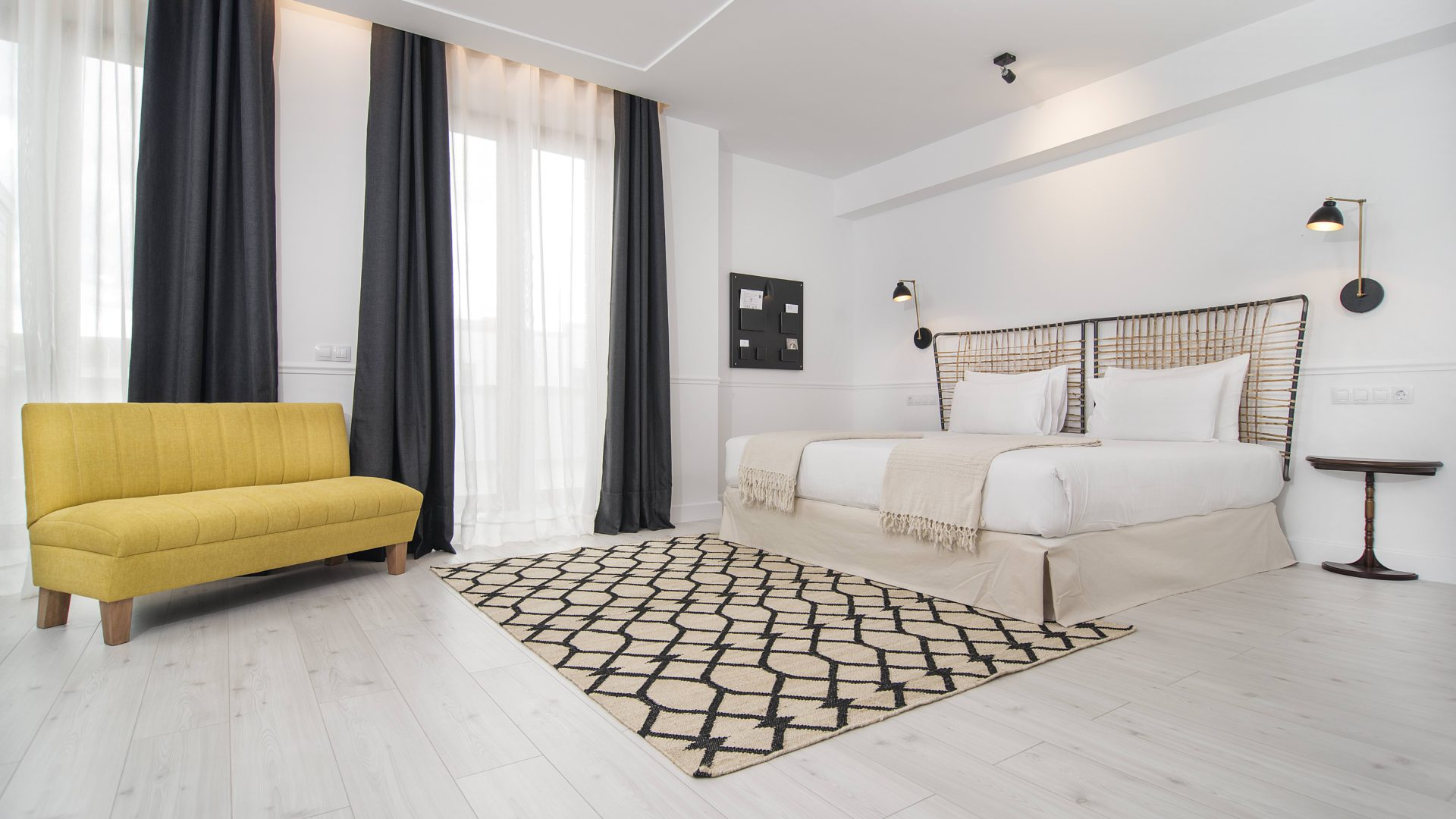 Penthouse with terrace | Hotel 7 Islas Madrid