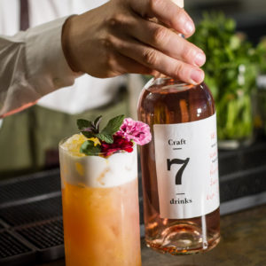 7 Craft Bar | Hotel 7 Islas Madrid