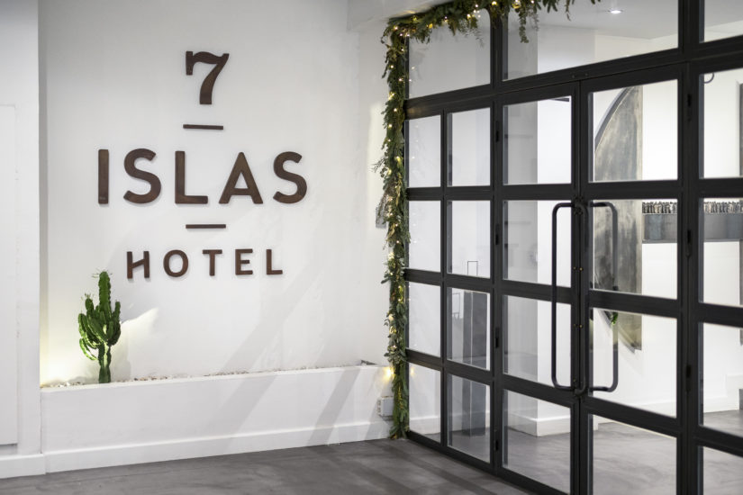 New Year's Eve dinner at 7 Islas Hotel | Hotel 7 Islas Madrid